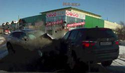 #dziejesiewmoto [455]: czołówka w korku, piętrowe parkowanie i nerwowy pracownik