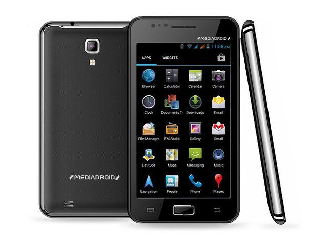 Smartfon Imperius MT7003 - dual SIM i Android 4.0