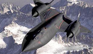 Jedyny taki samolot w historii. Szpiegowski odrzutowiec latający z trzykrotną prędkością dźwięku. SR-71 Blackbird