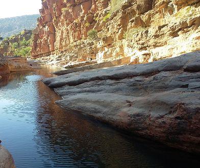 Paradise Valley w okolicy Agadiru wyróżniają przepiękne skaliste krajobrazy