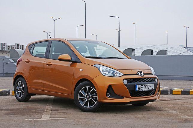 Hyundai i10: na podbój europejskich miast