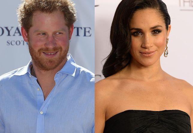Meghan Markle: dziewczyna księcia Harrego jest w ciąży?