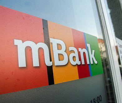 Oszuści podszywają się pod mBank