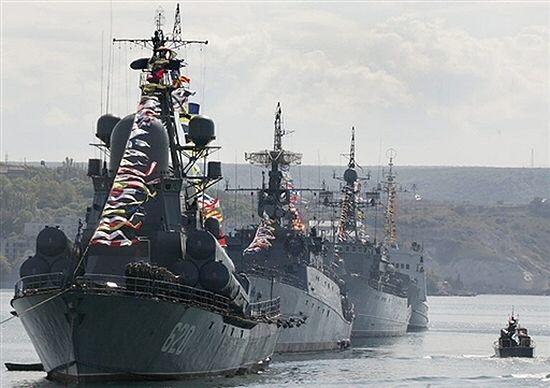 Gigantyczne manewry rosyjskiej floty w pobliżu USA