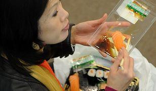 Oryginalne sushi, ale nie z Japonii