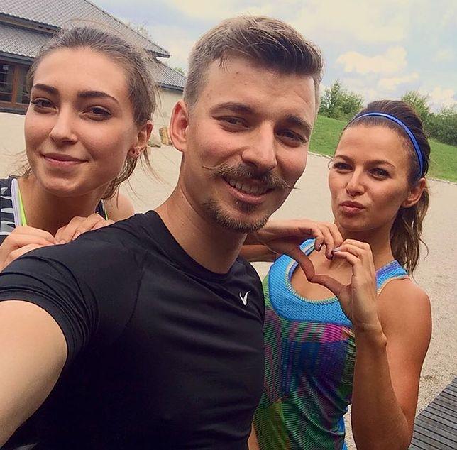 Brat Lewandowskiej zdradził, jak wygląda mała Klara