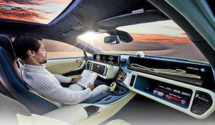 Samochody autonomiczne korzystają z wirtualnej rzeczywistości GTA V