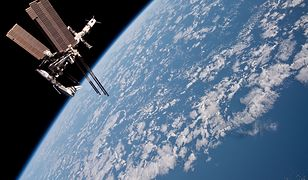 Pierwsza taka transmisja z międzynarodowej stacji kosmicznej
