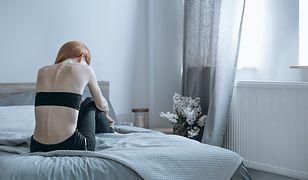 Anoreksja dotyka szczególnie młodych dziewczynek