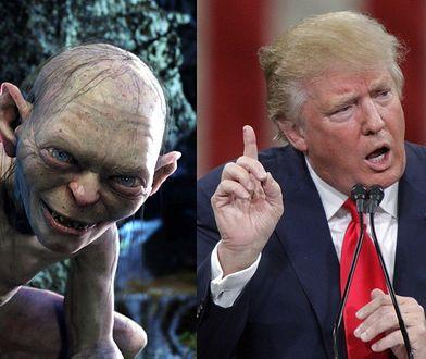Gollum vs Donald Trump
