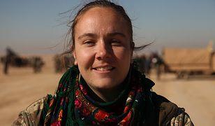 Kimberley Taylor - Brytyjka, która walczy z ISIS