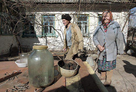 """""""Czarnobyl jest piękny, to połączenie lasu i betonu"""""""