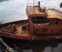 Nowy Jork - cmentarzysko bezimiennych statków