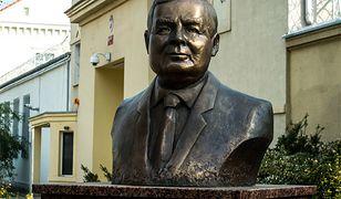 Pomnik Lecha Kaczyńskiego w Grudziądzu