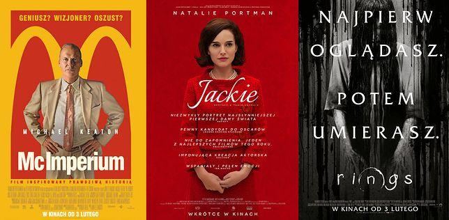 Mroczny, kaloryczny i elegancki początek filmowego weekendu w Multikinie