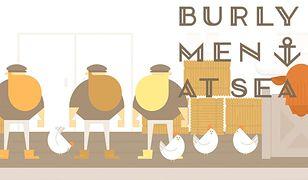 Czy przygodówki mogą czymś zaskoczyć? Zagrajcie w przygody trzech brodaczy. Recenzja Burly Men at Sea.