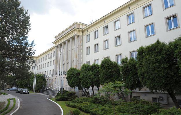 Budynek Komendy Głównej Policji