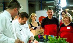 Przystawki tematem trzeciej edycji Warsztatów Kulinarnych