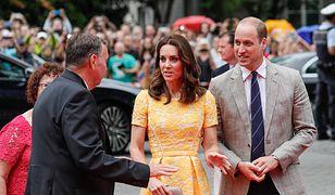 Księżna Kate w żółtej sukni i elegancki William w Niemczech!