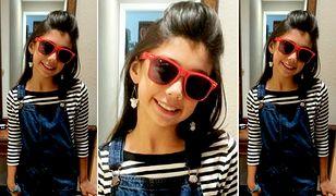 Ta 10-latka inspiruje się stylizacjami modelki plus size. Efekty są zaskakujące