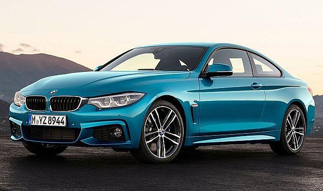 Lifting BMW serii 4
