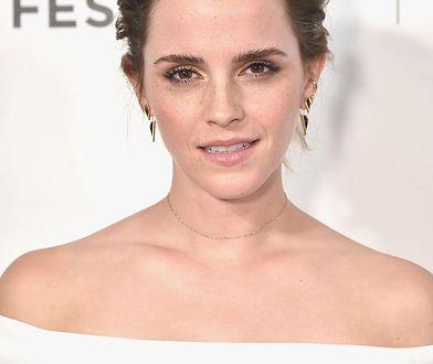 LOOK OF THE DAY: Emma Watson odsłania ramiona