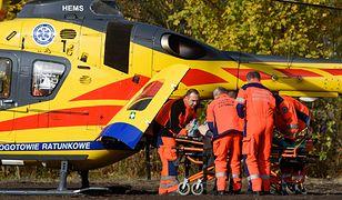 W wybuchu gazu w Pniewach ucierpiało 5 osób