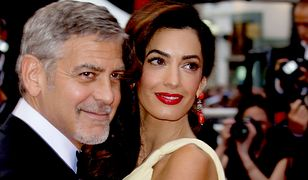 George Clooney lada dzień zostanie ojcem? Aktor boi się zostawiać Amal samą