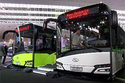 Solaris zaprezentował nowe Urbino na targach w Hanowerze