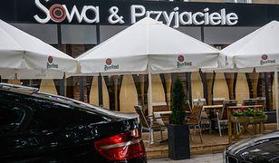"""Warszawa, 15.06.2014. Restauracja """"Sowa & Przyjaciele"""" przy ul. Gagarina 2. (jk/awol) PAP/Jakub Kamiński"""