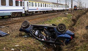NIK: na przejazdach kolejowych coraz niebezpieczniej