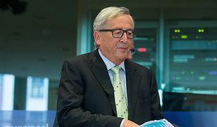 Juncker spotka się z Grupą Wyszehradzką