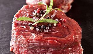 steki, wołowina