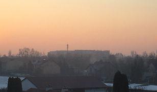 Szkodliwy smog znów w Polsce. Najgorzej jest w Warszawie i na Śląsku