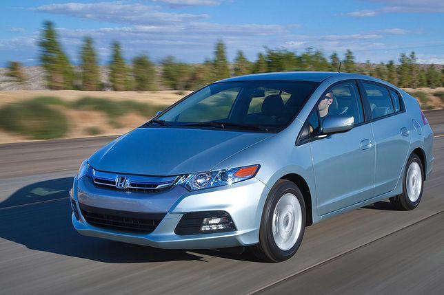 10. Honda Insight – 5,27 l/100 km