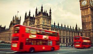 Pomysł na szybki wypad do Londynu. Przelot za 42 zł