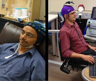 Dwaj naukowcy połączyli swe mózgi za pośrednictwem internetu