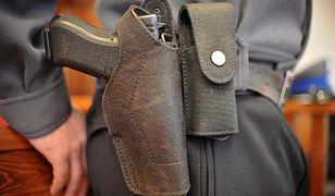 Tragedia w Nowym Mieście Lubawskim. Policjant zastrzelił się w komisariacie