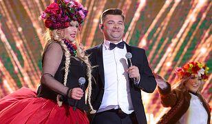 Maryla Rodowicz i Zenon Martyniuk