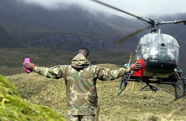 Katastrofa samolotu wojskowego w Ekwadorze