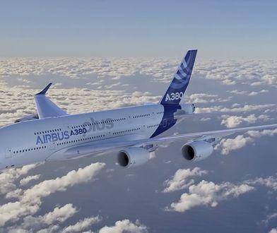 Największy samolot świata jest jeszcze większy