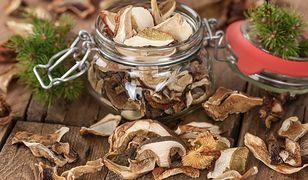 Suszenie warzyw i grzybów - praktyczny poradnik