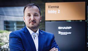 Przyszłość według Sharp. Andrzej Krop opowiada o kuchni idealnej