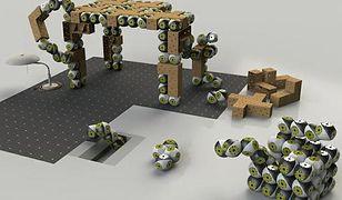 Roombots: roboty, które same złożą się w meble