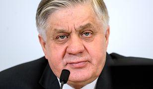 Krzysztof Jurgiel odpiera zarzuty opozycji