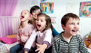 Kobiety, które decydują się na trójkę dzieci