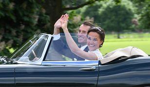 Ślub Pippy Middleton kosztował 3,5 miliona złotych