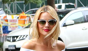 LOOK OF THE DAY: Margot Robbie w kreacji Rosetta Getty