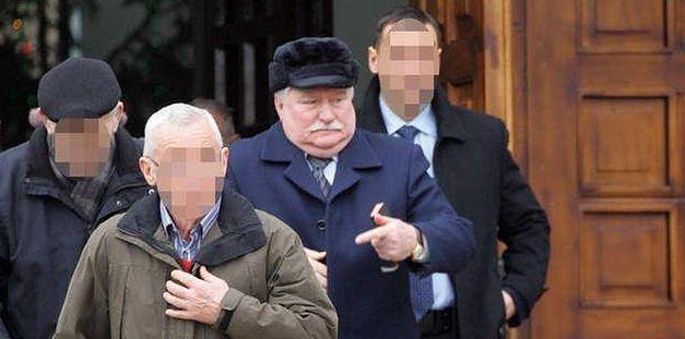 Lech Wałęsa: rodzinę prezydenta dopadł kryzys?!