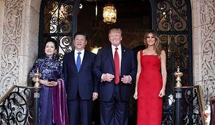 Melania Trump w sukience za 5 tys. dolarów. Wygląda nieziemsko